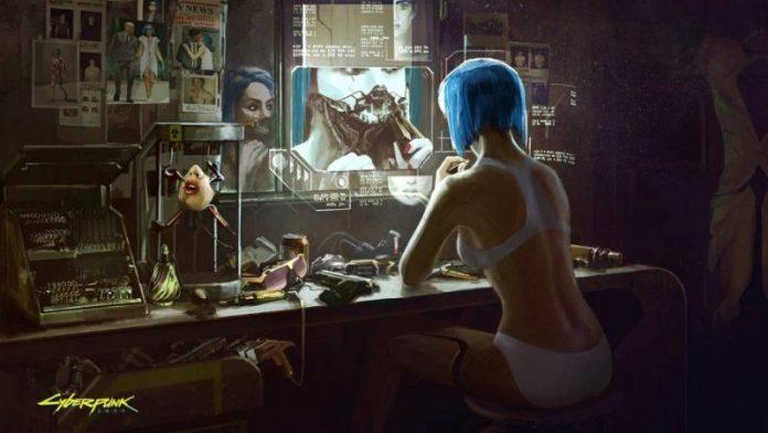Cyberpunk 2077 supuestamente permitirá la personalización de los genitales