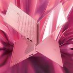 MSI Prestige 14 ahora disponible en tono rosa