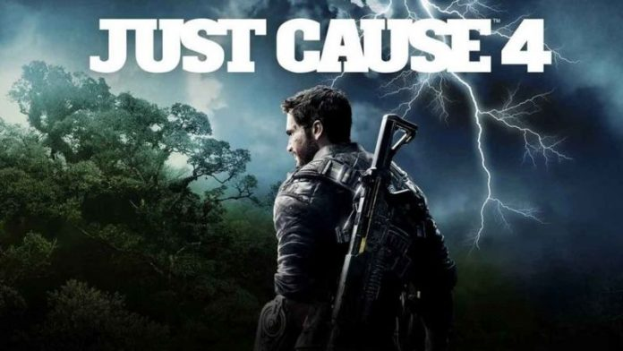 Just Cause 4 es gratis esta semana en Epic Games Store
