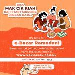 MyEG lanza la plataforma de servicio de entrega de alimentos Nak Makan;  Para acoger el bazar electrónico de Ramadán