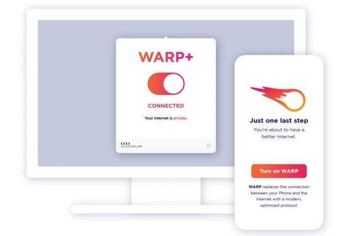 Cloudflare WARP VPN Beta Próximamente para macOS y Windows