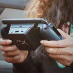 HyperX lanza ChargePlay Clutch Ergonomic Grip para teléfonos inteligentes