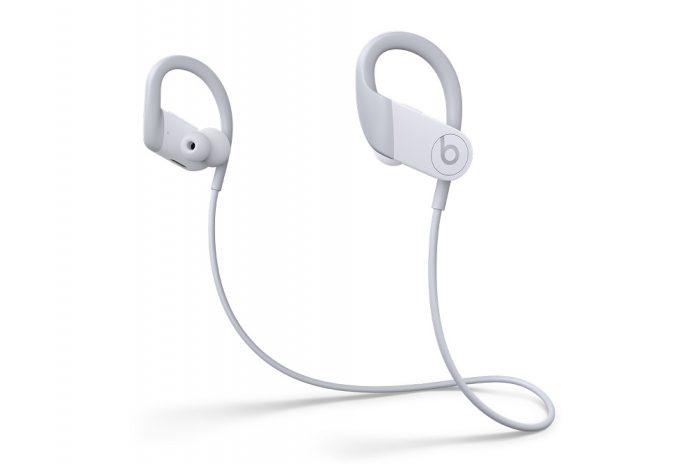 Apple Powerbeats white