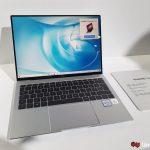 Huawei MateBook X Pro recibe una actualización: ahora viene con chip Intel Core de décima generación
