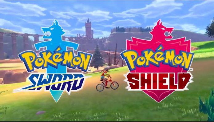 Nintendo identifica la fuga de la espada y el escudo de Pokémon
