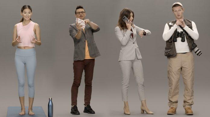 Samsung presenta oficialmente Neon;  Compañeros humanos virtuales