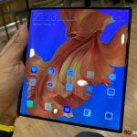 Huawei Mate X puede lanzarse con el chipset Kirin 990