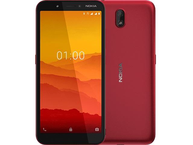 HMD Global presenta Nokia C1;  Un nuevo teléfono Android 9 Go