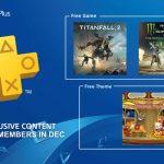 Titanfall 2 será gratuito para los suscriptores de PlayStation Plus en diciembre
