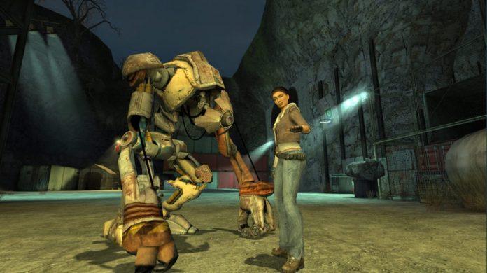 Valve puede anunciar un título de realidad virtual conocido como Half-Life: Alyx