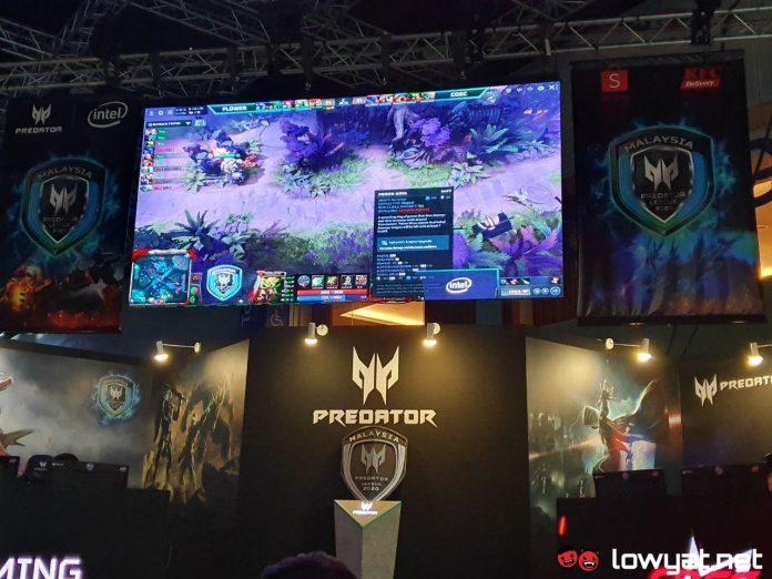 Flower Gaming gana las eliminatorias de Malasia Predator League 2020 para Dota 2
