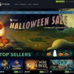 Cronograma de venta de Steam para Halloween, otoño e invierno Fuga en línea