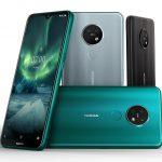 HMD Global anuncia Nokia 7.2 y 6.2;  Ambos cuentan con configuración de cámara triple