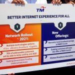 TM adopta GiGA Wire para superar la limitación de la infraestructura de cobre Streamyx