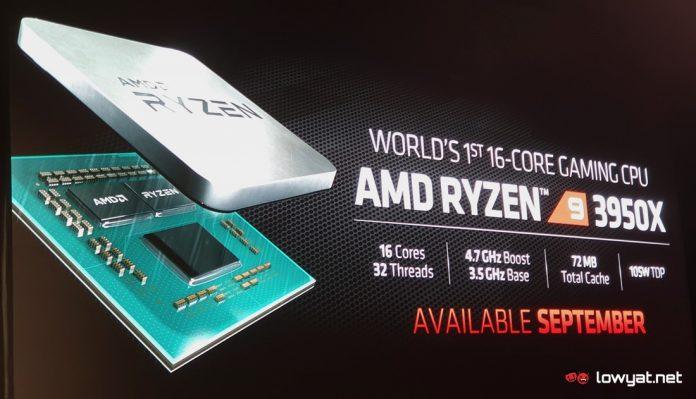 Chipset AMD Ryzen X590 supuestamente en proceso;  Podría tener más carriles PCIe 4.0
