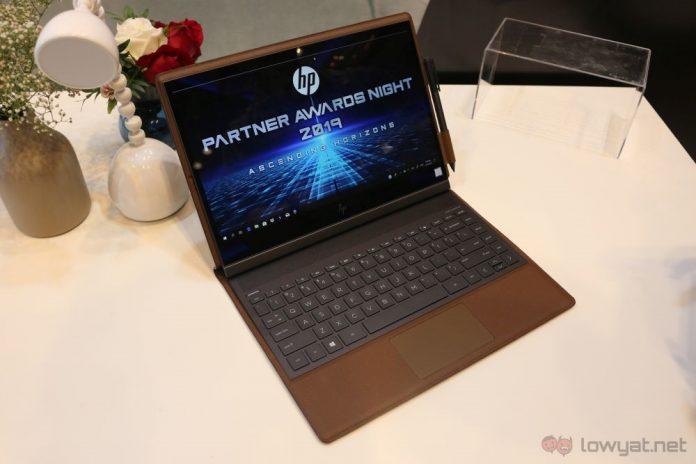 HP Spectre Folio llega al mercado malasio;  Comienza desde RM7999