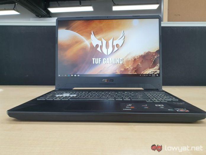 ASUS TUF Gaming FX505D Hands On: Haciendo que AMD y NVIDIA jueguen bien