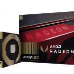 AMD lanza Ryzen 7 2700X y Radeon VII Gold Edition para celebrar el 50 aniversario