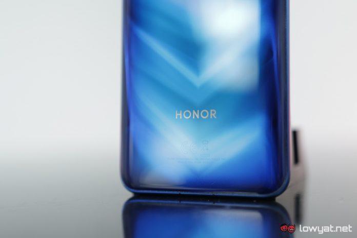 Se rumorea que HONOR 20 Pro se enviará con el sensor de cámara Sony IMX600