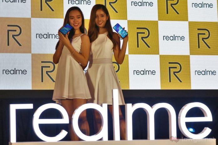 Realme 3 se lanzó oficialmente en Malasia;  Los precios comienzan desde RM599