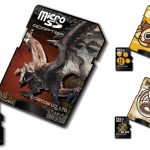 Monster Hunter obtiene tarjetas microSD de edición especial del 15 ° aniversario