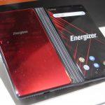 El teléfono 5G plegable Energizer está en proceso: saldrá en octubre de 2019
