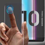 Samsung Galaxy S10 puede requerir un protector de pantalla especial para el escáner de huellas dactilares en pantalla