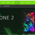 Maxis agrega Razer Phone 2 a Zerolution;  A partir de 101 RM por mes