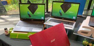 Acer Aspire 5 Series con biseles más delgados y un nuevo conjunto de procesadores ya están en Malasia