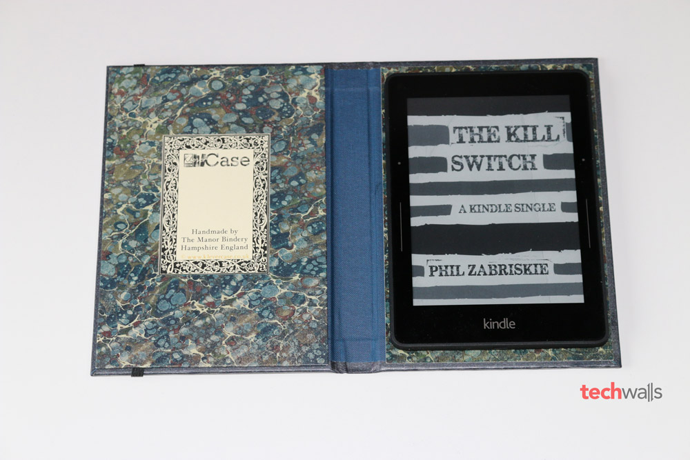 KleverCase-Amazon-Kindle-Voyage-Book-Case-2