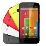 3G Moto G no va a ninguna parte mientras Motorola prepara el modelo 4G y el Moto E más barato
