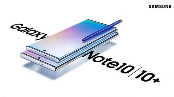 La serie Samsung Galaxy Note 10 se vuelve oficial en el evento Unpacked 2019