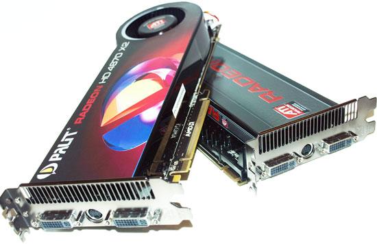 ATI Radeon HD 4870 X2 - AMD Volver arriba