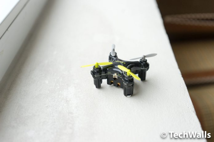 AUKEY Mini Drone con revisión de control de aplicaciones: un dron barato, pero ¿vale la pena comprarlo?