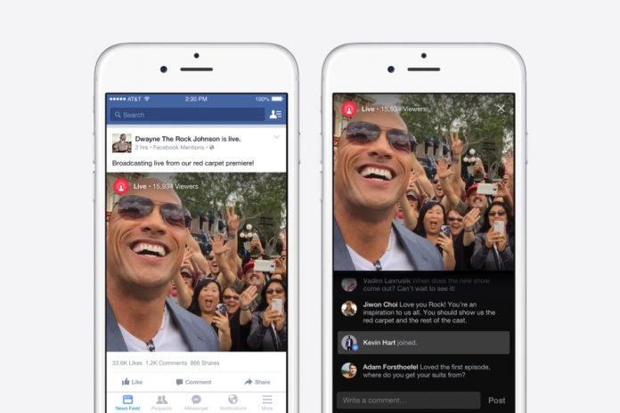 facebook-livestream
