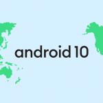 Android Q ahora es Android 10, no más nombres de postres