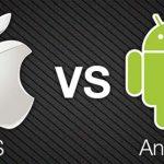 Android frente a iOS: choque de las tiendas de aplicaciones