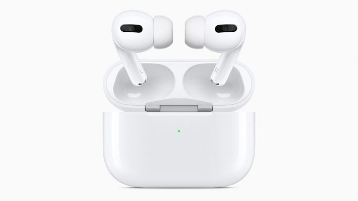 Apple lanza los auriculares AirPods Pro
