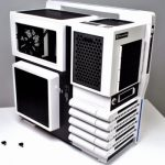 Aspecto sorprendente: Thermaltake Level 10 GT Snow Edition