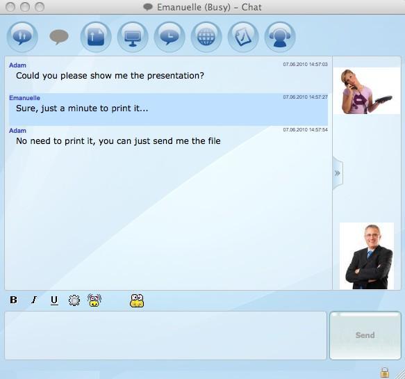 Brosix - Aplicación de mensajería segura para empresas