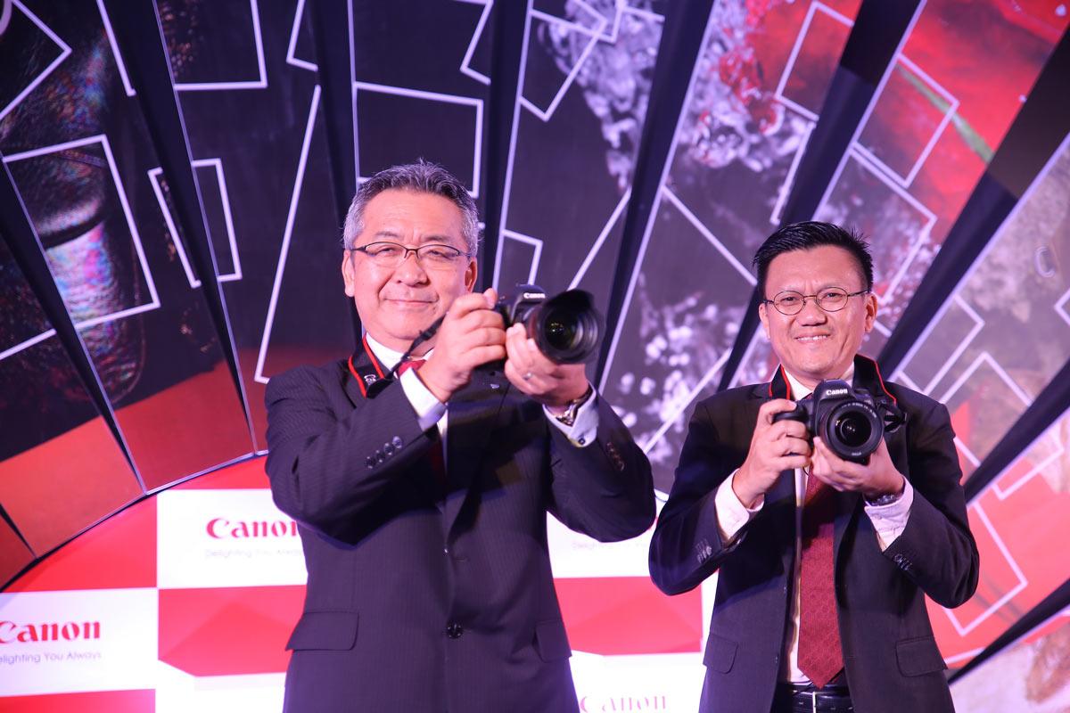 Mr-Kazutada-Kobayashi, -President - & - CEO, -Canon-India-and-Mr-Andrew-Koh, -Vice-President, -Consumer