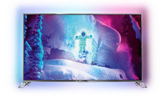 Casi todos los televisores Philips 2015 funcionarán con Android TV