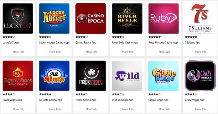 Cherry Rush: nueva tienda de aplicaciones para aplicaciones de casino