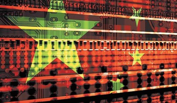 cyber-china