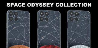 Colección Space Odyssey para iPhone 12 Pro (Max) de Caviar