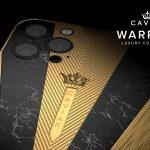 Colección iPhone 12 Pro Warrior de Caviar