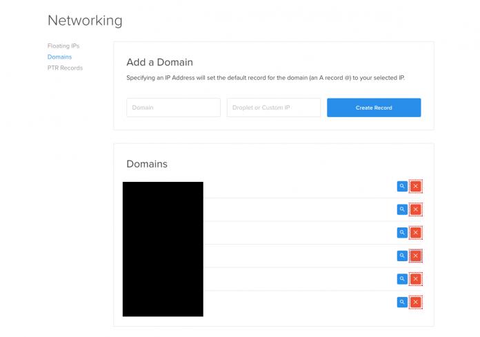 digitalocean-eliminar-dominio