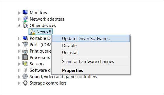 Nexus-5-USB-Drivers