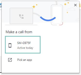 Cómo llamar a un número de teléfono fácilmente usando un truco del navegador Chrome Desktop, ¡gracias a Google!