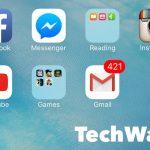 Cómo marcar todos los correos electrónicos en la bandeja de entrada de Gmail como leídos en iPhone